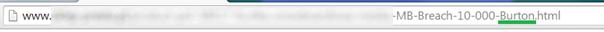 Adres URL jako dynamiczny cel reklamy wDSA