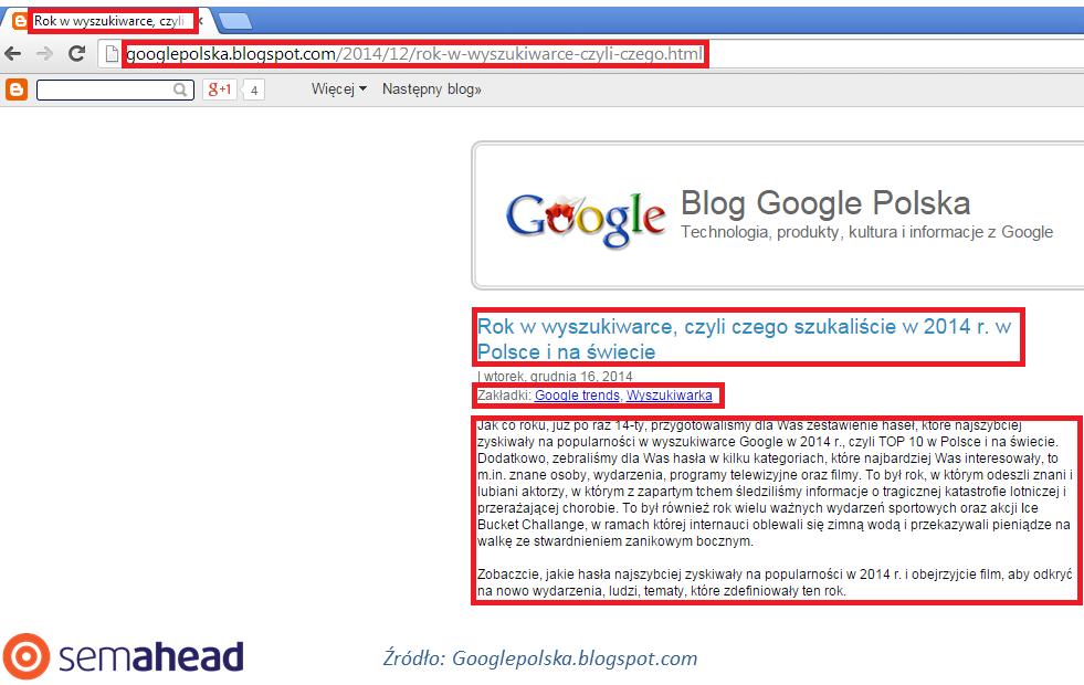 Jak pozycjonować stronę wwyszukiwarce Google?