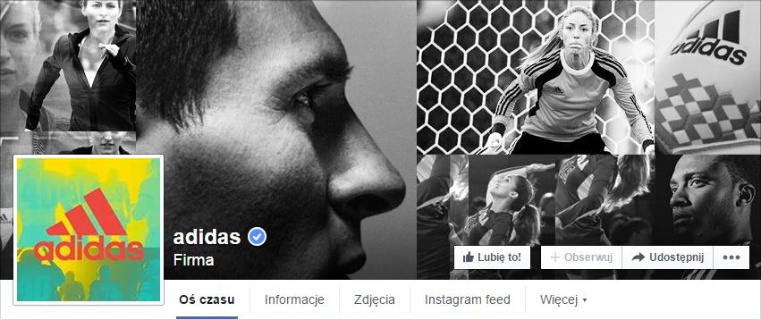Złe profilowe - Adidas