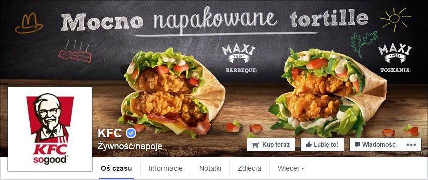 Złe profilowe - KFC