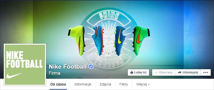 Złe profilowe - Nike Football