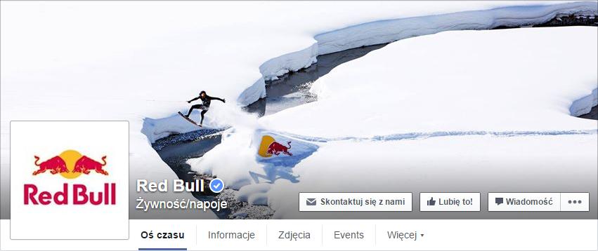 Złe profilowe - Red Bull