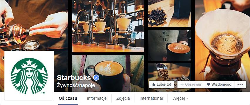Złe profilowe - Starbucks
