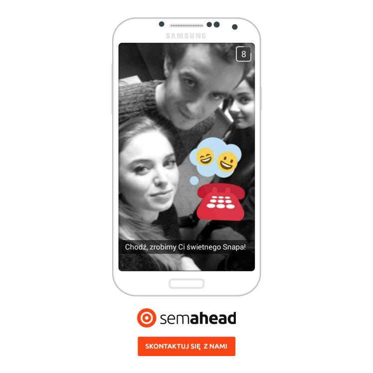 Kontakt Semahead Snapchat