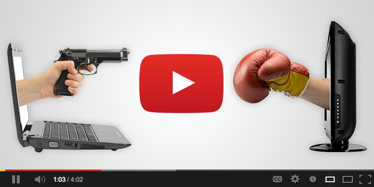 Reklamy na YouTubie lepsze niż w telewizji