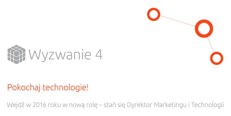 4. wyzwanie dyrektora marketingu, Kornel Dulęba