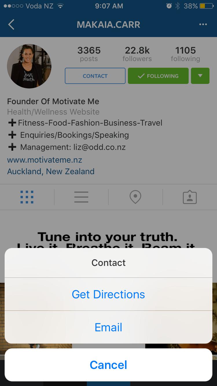 Nowy profil firmy na Instagramie