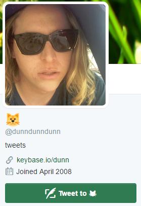 Emoji zamiast nazwy na Twitterze
