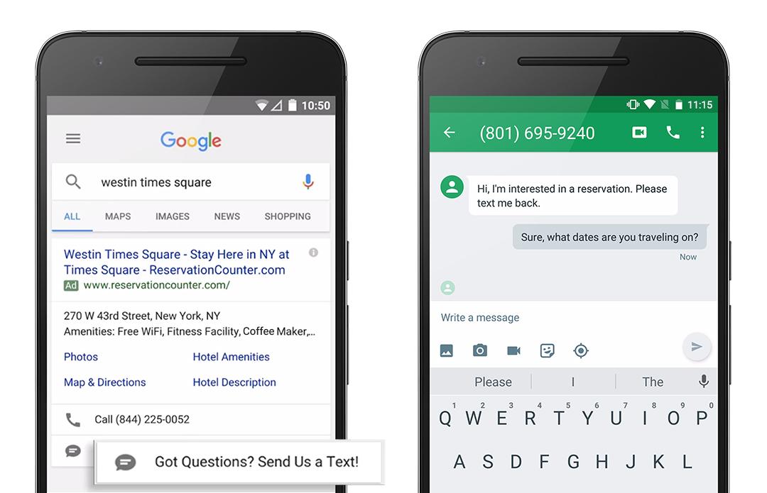 Przykładowe użycie rozszerzenia SMS