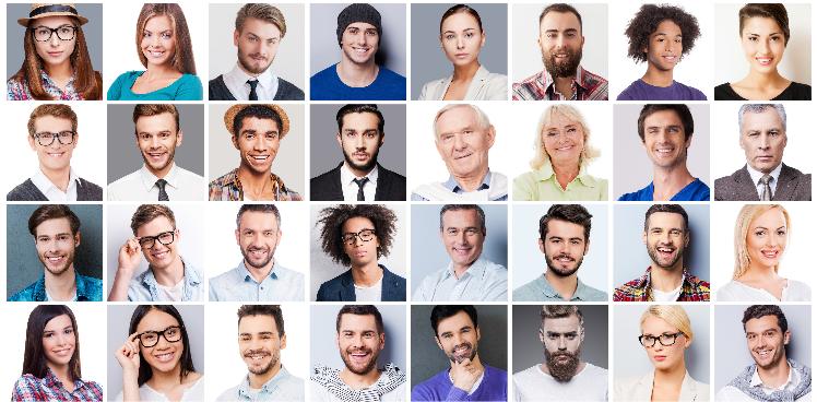 zdjęcie kierowania na demografię