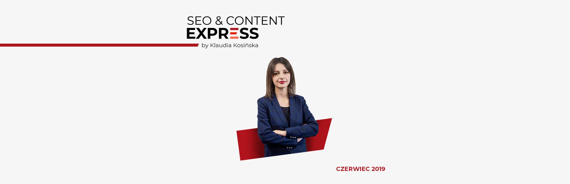 SEO i Content Express 6/2019
