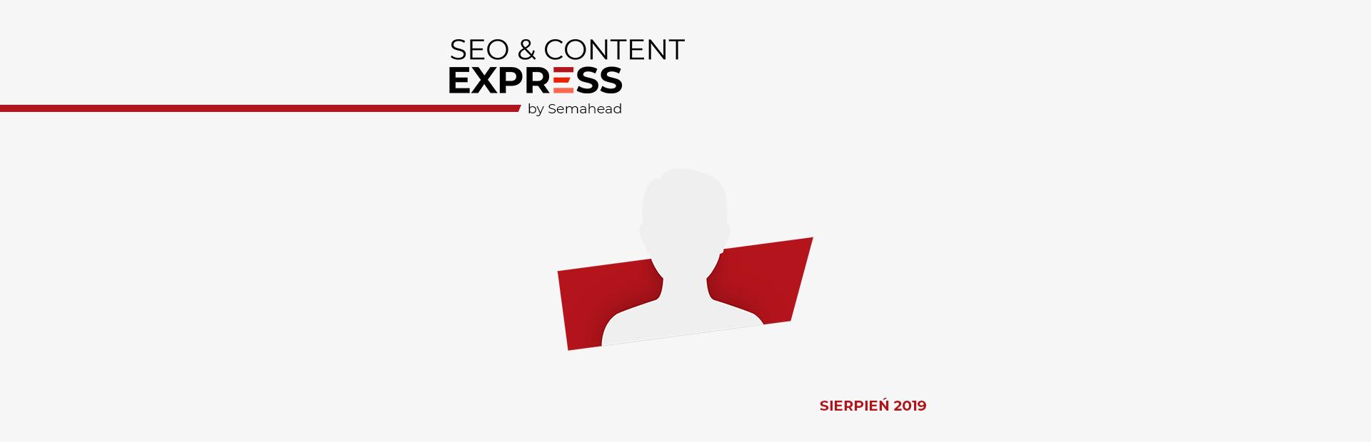 SEO&Content Express 8/2019