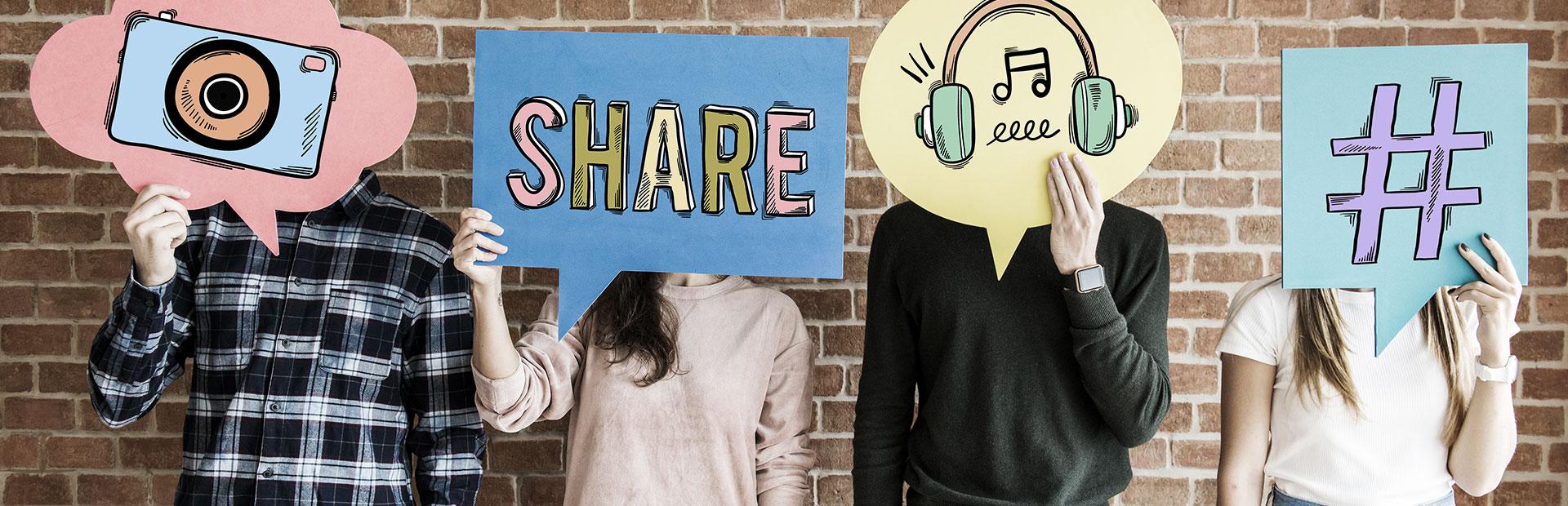 7 sposobów na to, aby użytkownicy udostępniali Twoje treści