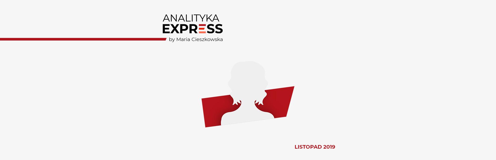 Analityka Express 11/2019