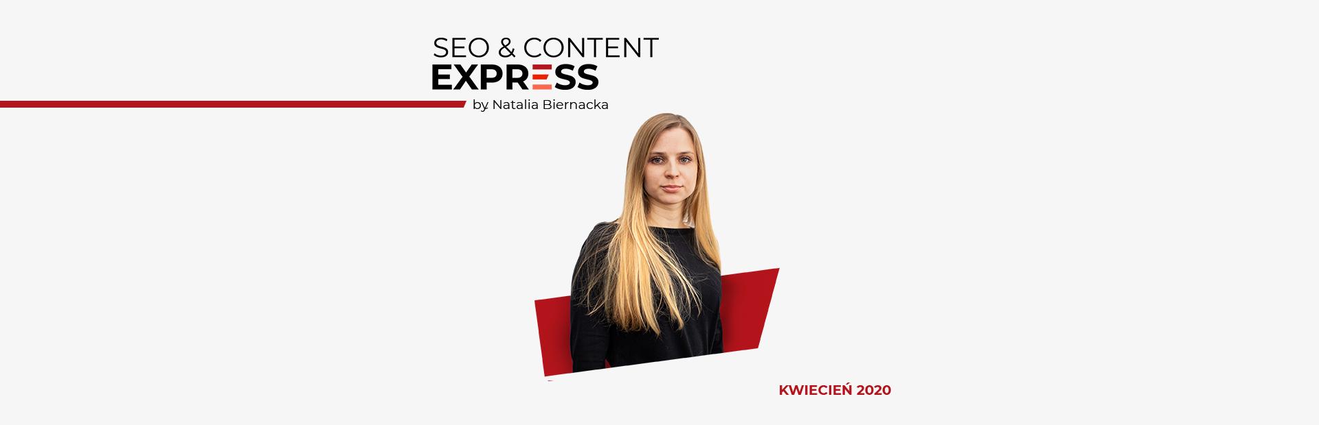 SEO&Content Express 4/2020