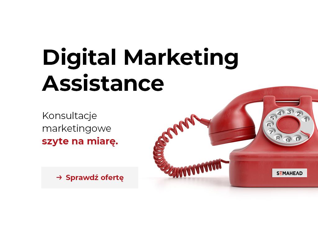 Digital Marketing Assistance