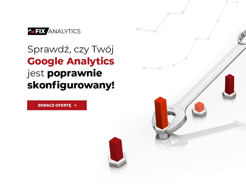 Audyt Fix Analytics
