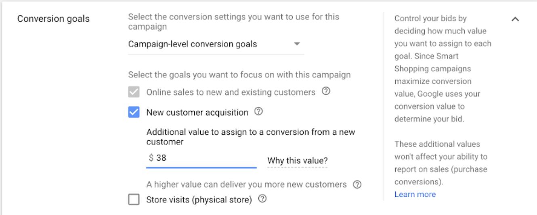 Nowe funkcje inteligentnych kampanii produktowych