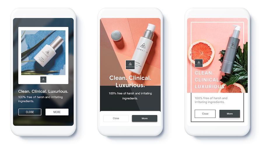Nowy wygląd elastycznych reklam displayowych