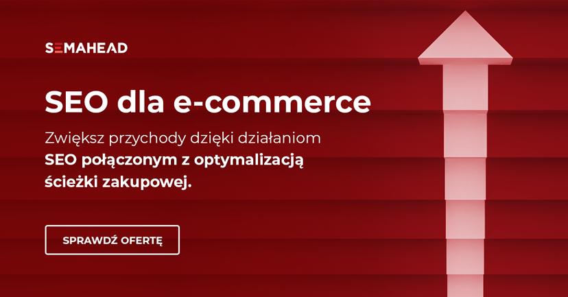 SEO dla e-commerce